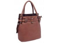 DAKS Mini Plaid Bag